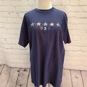 USA Stars 4th of july tshirt